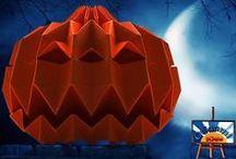 Origami Halloween by @origami_kids / Origami Halloween by @origami_kids