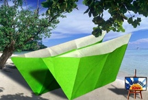 Origami Boats and Paper Airplanes