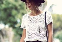 Spring / Summer Fashion inspiration / Clothes and shoes!