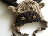 Baby Hats to Crochet / Crochet baby hats, booties, and... / by Daily Designs