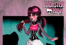 Art: Monster High