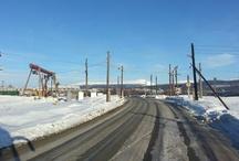 Kandalaksha, Russia - March 2013 / ArctiChildren InNet ENPI -project's trip to Russia in March 2013. Destinations: Murmansk, Lovozero & Kandalaksha