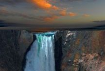 Waterfalls of the West / by Jim Spagle