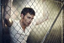 Joseph Morgan / He plays Klaus Michaelson on The Vampire Diaries and his new show The Originals. He's Yummy and I ♥ him