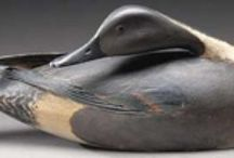 Duck/Goose Wood Decoys / by Jim Spagle