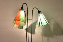 LAMPS / Vintage lamps.  #arne jacobsen #scandinavian lighting #poulsen #vintage lamps #vintage lighting #lamps  / by VAMPT VINTAGE DESIGN