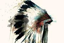 Native American Art / by Jim Spagle