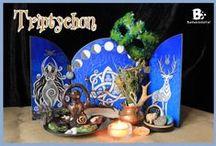 இ witchy crafts - creative இ / witchy and pagan crafts