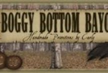 Boggy Bottom Bayou - Carly Smith