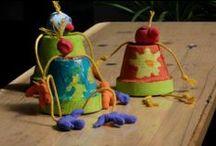 Inspiratie opdoen om zelf te maken (DIY) / Leuke en eenvoudige zelfgemaakte spulletjes. Ideaal om samen met kinderen te doen, doe maar lekker veel inspiratie op! DIY