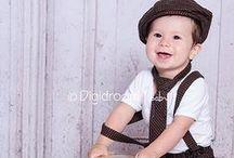 Mooiste foto's van kinderen / De mooiste foto's van kinderen in leuke kleren met een eigenzinnige toets.