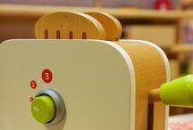 Janod, mooi houten speelgoed / Janod, da's erg mooi houten speelgoed. Het is duurzaam en veilig en gewoon erg leuk!