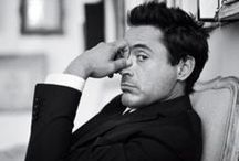 Robert Downey Jr. / RDJ is another man I absolutely love and adore ♥  / by Carolyn Cameron