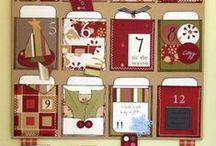 Vánoce - adventní kalendář