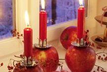 Vánoce - svícny