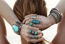 Navajo Rings & Bracelets / Jewelry