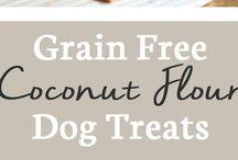 Homemade Treat Recipes / Recipes for you to make for your pet