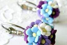 Polymer Clay / Polymer clay tutorials and project inspiration for making things out of clay.