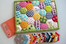 Fantastic Fabric & Felt Ideas / Fun felted ideas and inspiration to make.