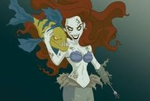 Disney: Twisted, Dead and Scary