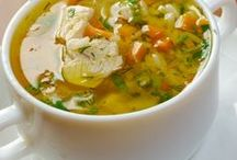 Scrumptious Soups / All things Soups. Pin as much as you want. Invite others to pin. Thanks.