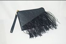 Fringe Clutch / The sweetest clutch on the planet.