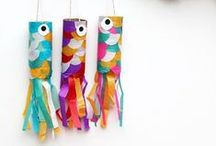 Papercrafts / Fun and creative projects all made from paper!