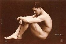 Vintage hotties / Gorgeous men from a bygone age