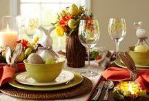 Bydlení - stolování - jaro
