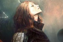 Art: Female Warriors