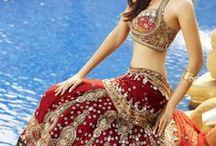 Indian Wear / Lehengas, Saree, Salwar