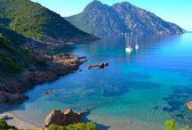 Reiseplanung Korsika / Bald geht´s ür mich nach Korsika! Ich sammle hier mal alle Highlights und Tipps, die ich für meinen Backpacking-Trip recherchiere. Die besten Strände, die Wanderrouten und alles Sehenswerte auf Korsika...Can´t wait, Elisa