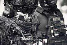 Airsoft, Gear, Weapons / awesome stuff