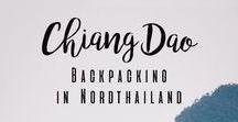 Chiang Dao im Norden von Thailand / Nur etwa zwei Stunden nördlich von Chiang Mai liegt das kleine Örtchen Chiang Dao. Ein echter Geheimtipp!