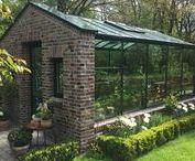 Zahrady - stavby