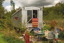 tiny trailer home inspiration  / by Daisy McBurney