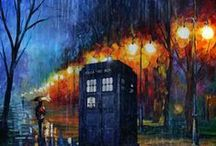 Doctor Who / This board is CLOSED. Please follow my newest board, Whovian Nation. Thanks! / by Yadira