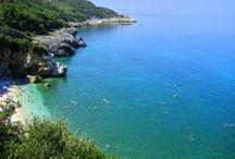 Greek famous beaches
