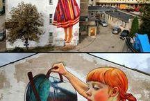 arte / pittori e illustratori