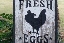 Farm Life / Life on a farm
