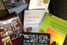 Recommended Reading / Get caught up on some innovative and inspirational reads for your school!