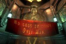 No Gods or Kings. Only Man / Bioshock, Bioshock 2 and Infinite