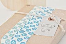 Packaging Ideas / Qui potete inserire idee per impacchettare e spedire, sia trovate sul web/Pinterest che vostre foto di impacchettamenti ;)