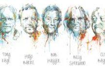 Band Members / Mabel Greer's Toyshop