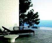 Raconti Semi-Lappato Porcelain Tiles / Raconti concrete effect porcelain tiles 800x800mm
