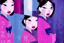 A Single Grain of Rice can Tip the Scale / Mulan! The best Disney princess ever!