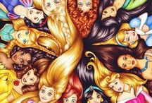 The Disney Ladies / For those pictures when they're together!!!