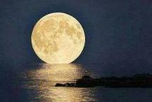 The Moon / It is my namesake x
