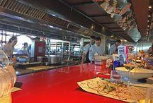 StreetXo Restaurante / Comida fusión japonesa ibérica