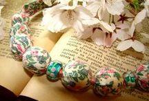 DIY {fabric sweet ideas} / Fabric home decór DIY eye candy...<3